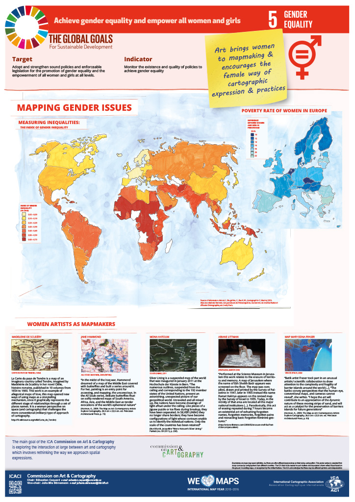 Maps and Sustainable Development Goals International