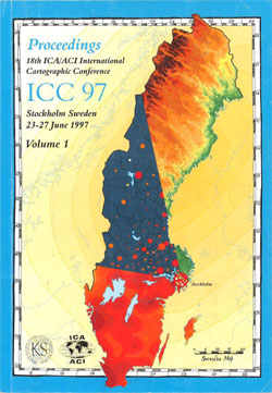Proceedings Of The 18th International Cartographic