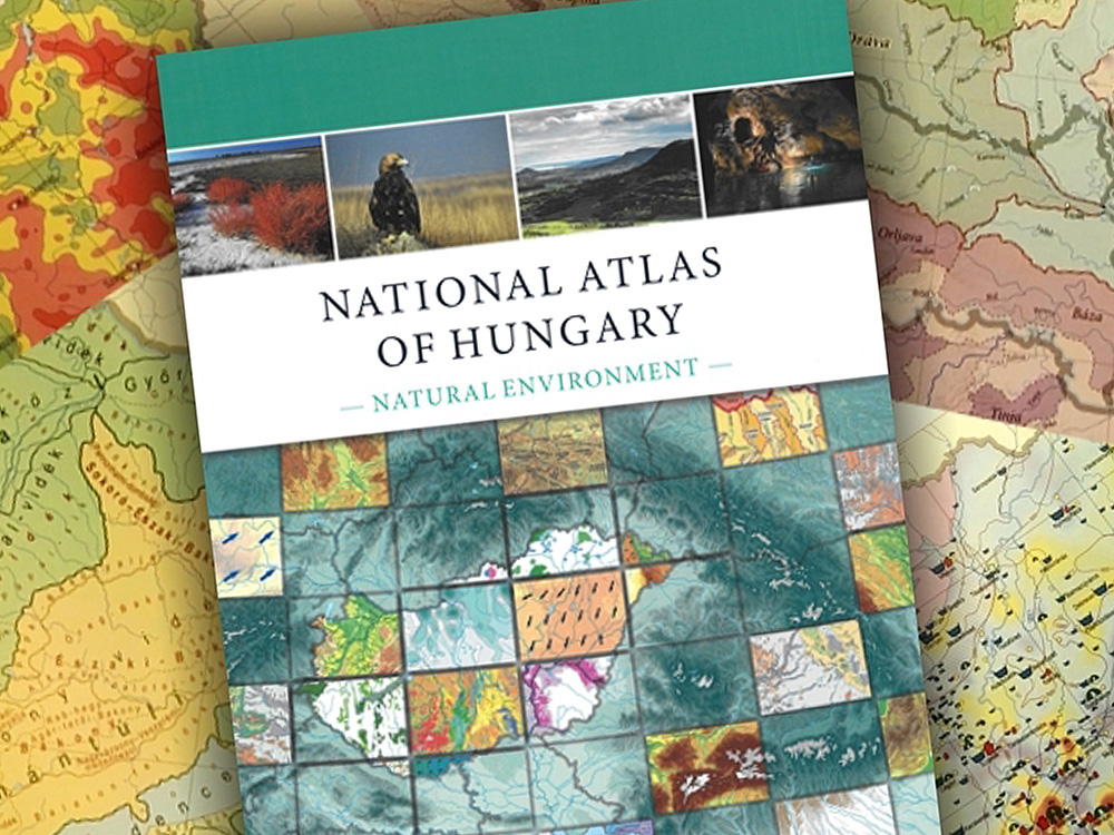 1st place: National Atlas of Hungary (Hungary)