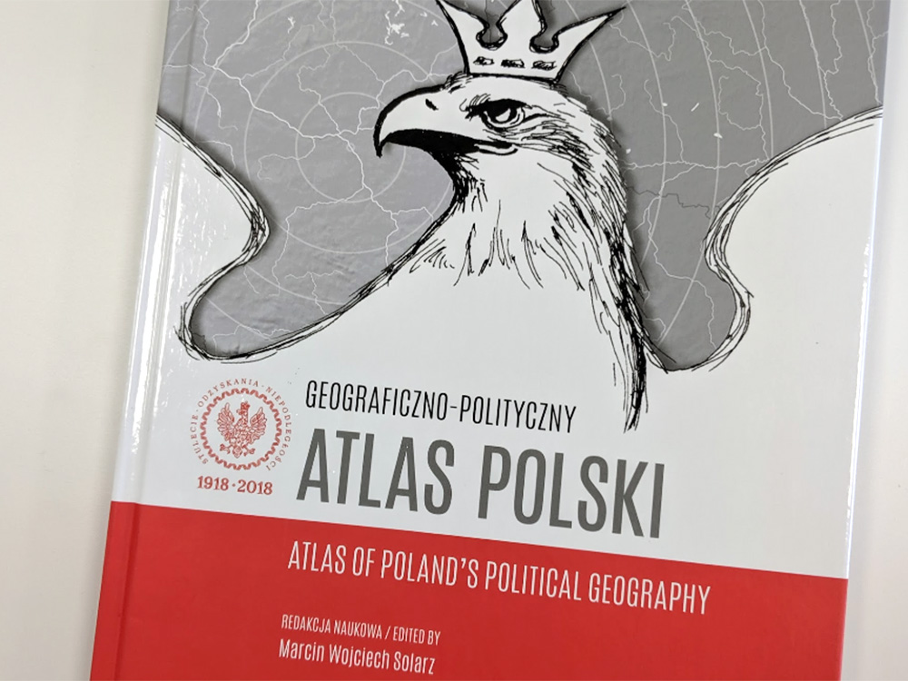 3rd: Atlas of Poland's Political Geography (Poland)