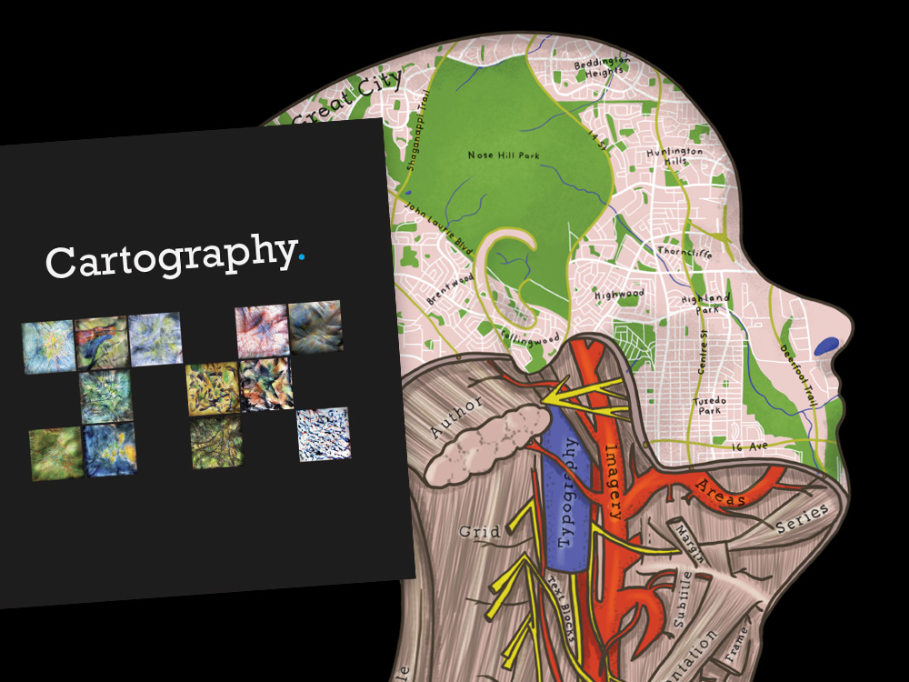 1st place: Cartography. (USA-Esri)