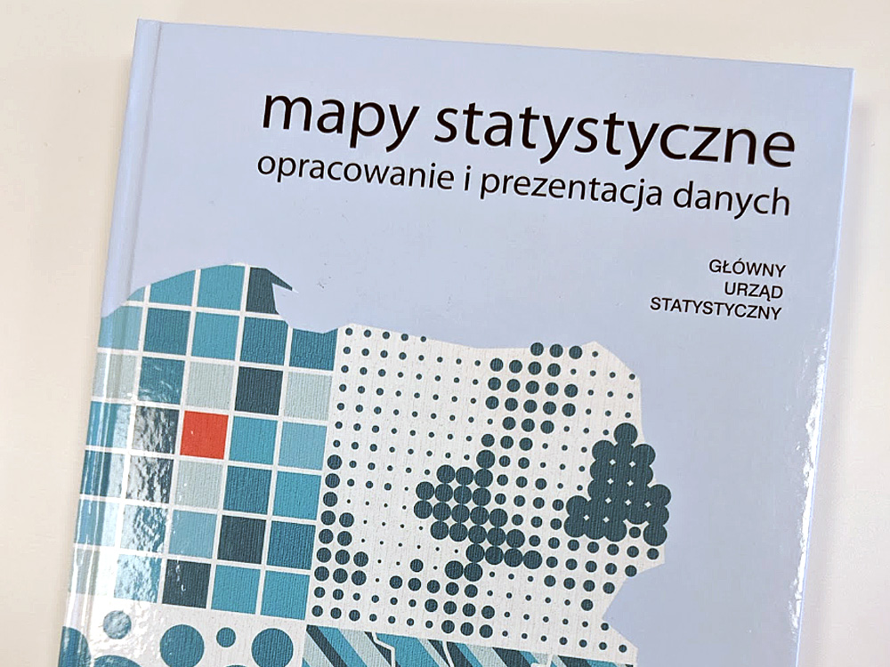 3rd place: Statistical Maps: Data Elaboration and Presentation (Poland)