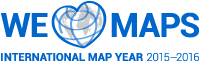 Logo International Map Year 2015/2016