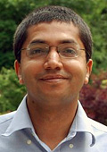 Commission Chair Suchith Anand