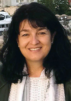 Vice-President Temenoujka Bandrova