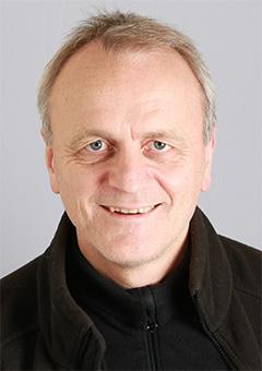 Vice-President Terje Midtbø