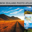 Front cover of the New Zealand Photo Atlas.