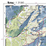 The map of Bohinj. Click on the map to zoom in.