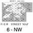 """This street map depicts urbanization of the farming community in Yuen Long, Hong Kong. A new town of """"Yuen Long"""" has sprung to the south of the old town serviced with well-planned railway and light-rail transit routes."""