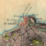 Saint-Tropez: Chiefs of Staff map (19th century)
