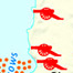 Gallipoli Peninsula and Allied landings in WWI