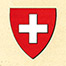 Atlas cover and title page of the new «Graphical-statistical Atlas of Switzerland 1914–2014»