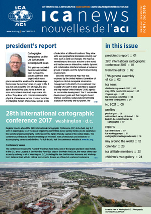 ICA News, Number 66, June 2016