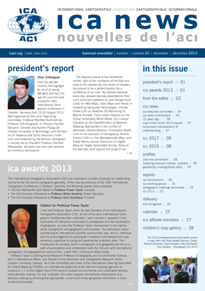 ICA News, Number 61, December 2013