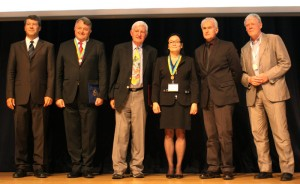 Scientific Awards 2013