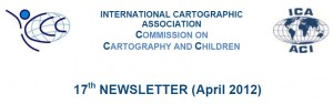 17th newsletter of the Commission on Cartography and Children