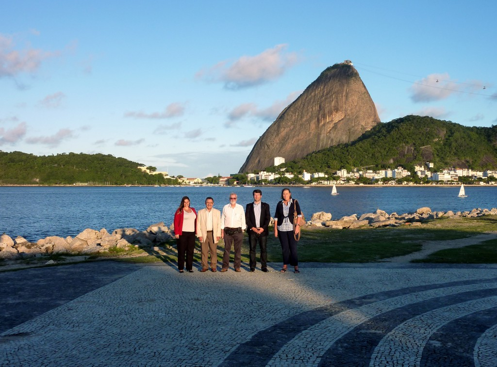 Possible gala dinner site for ICC 2015 in Rio de Janeiro