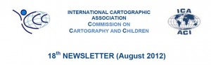 18th newsletter of the Commission on Cartography and Children