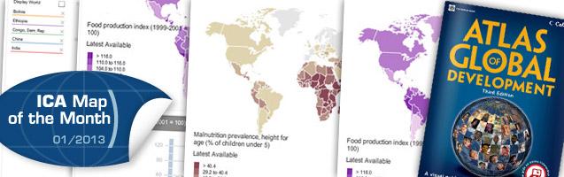 eAtlas of Global Development