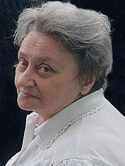 Kira B. Shingareva (Photo by Henrik Hargitai)