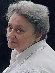 Kira B. Shingareva (Photo by Henrik Hargitai)