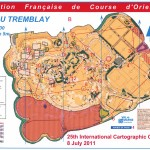 Map course B