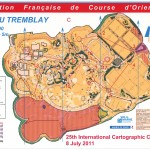 Map course C
