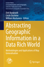 Book cover for Abstracting Geographic Information in a Data Rich World