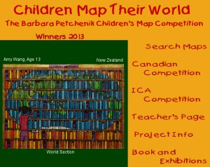 Barbara Petchenik Map Competition website