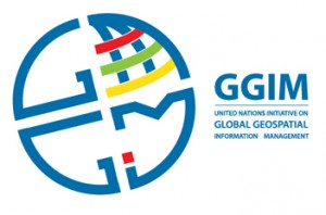 Logo of the United Nations Committee of Experts on Global Geospatial Information Management
