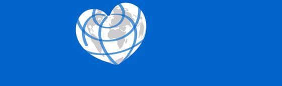 Logo of the International Map Year 2015/2016