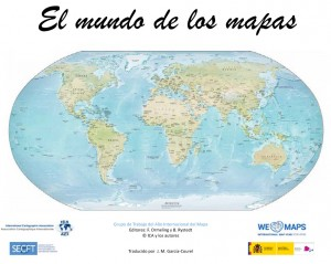 Spanish version of The World of Maps available