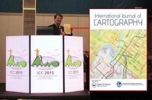 Georg Gartner presenting IJC
