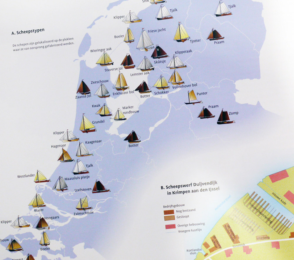 Atlases, 1st place: The Atlas of Cultural Heritage in the Netherlands (Netherlands)