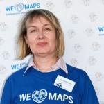 Irina Petrovna Karachevtseva, Commission on Planetary Cartography