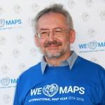 Miljenko Lapaine, Commission on Map Projections