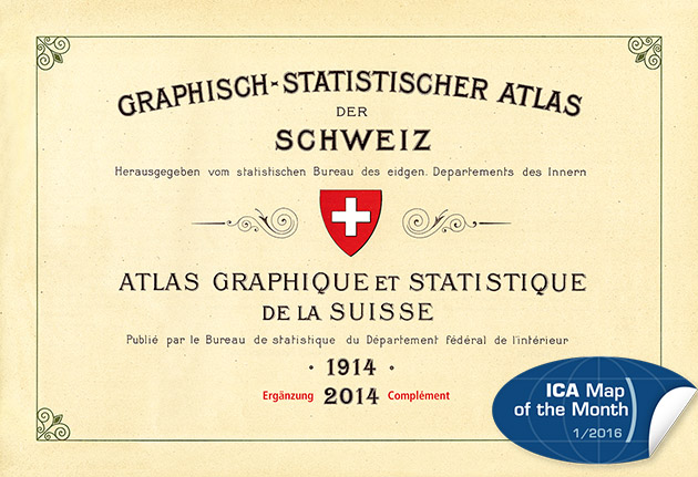 Graphical and Statistical Atlas of Switzerland 1914–2014