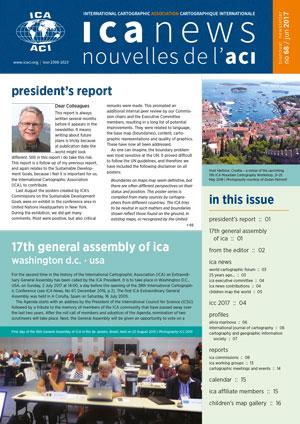 ICA News 68