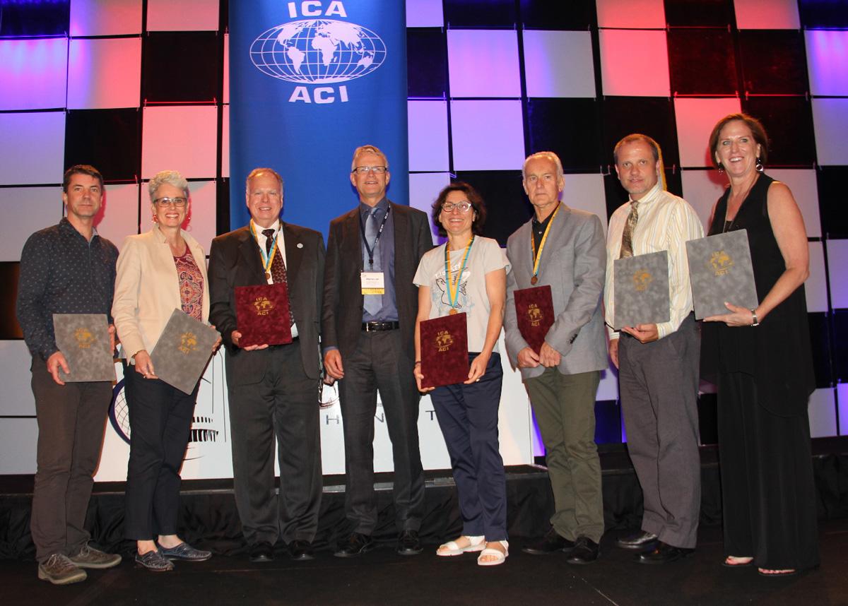 ICA Awardees 2017