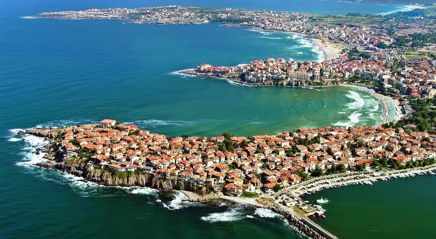 Welcome to Sozopol, Bulgaria
