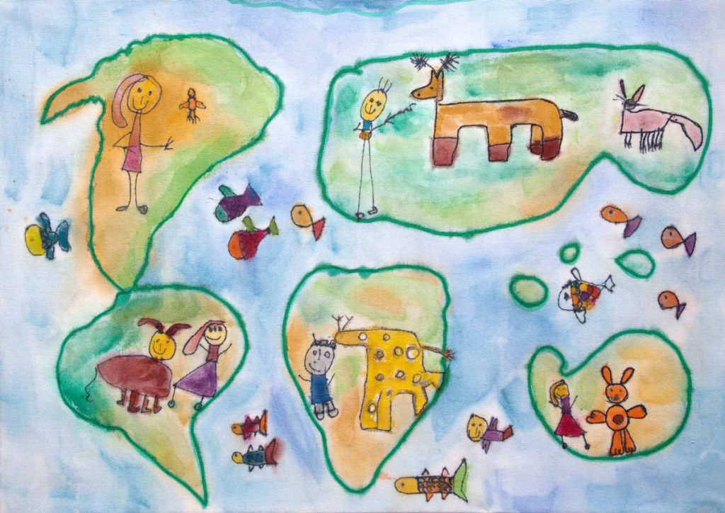 Map of Life by Taja Koša (5)