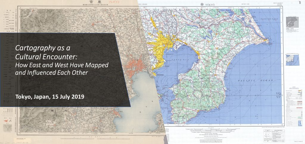 Pre-ICC Workshop on Cartography as a Cultural Encounter: How East and West have Mapped and Influenced Each Other