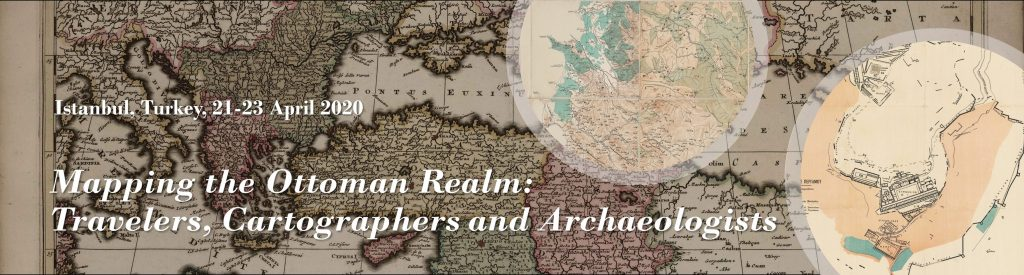 Invitation to the 8th International Symposium on the History of Cartography: Mapping the Ottoman Realm