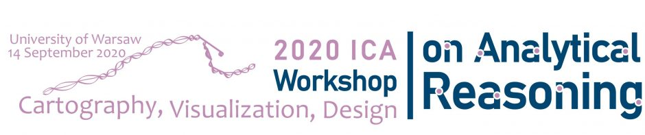 First Call For Papers: 2020 ICA Workshop on Analytical Reasoning for Cartography, Visualization, and Design