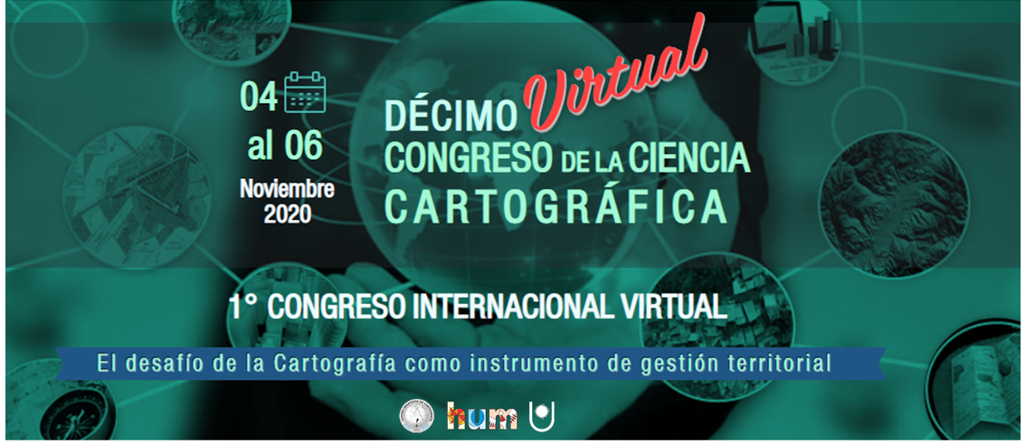 Congress of Cartographic Science successfully held as virtual congress